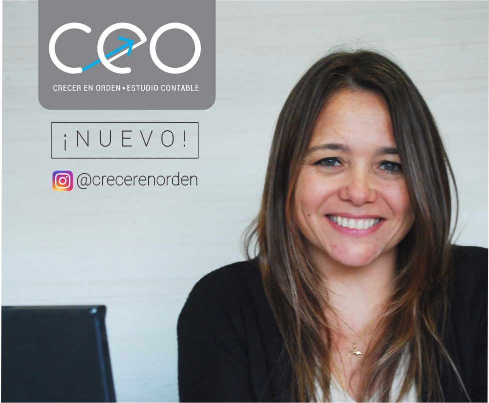 Caro López | CEO - Crecer en orden