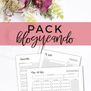 Pack blogueando