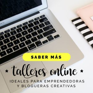 Talleres online | Saber mas